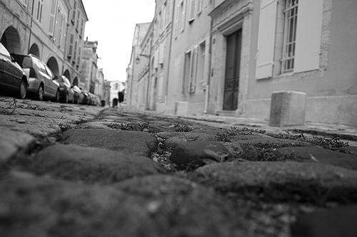 La Rue De L U0026 39 Escale  U00e0 La Rochelle  Jean De Lescale
